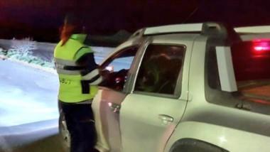 Durante el fin de semana, agentes de la APSV y la Policía en rutas 3,25 y 7.