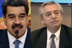 El mandatario venezolano Nicolás Maduro calificó de