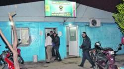 El escándalo sucedió en la sede de la Comisaría Comunitaria Nº 45 del barrio El Vinalar.