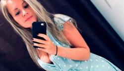 Evgenia Shulyatyeva, tomaba un baño en su casa.