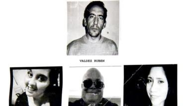 Estos son los rostros de las personas implicadas y detenidas.