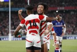 Japón venció Rusia y comenzó con el pie derecho el Mundial de Rugby.