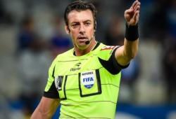 El brasileño Raphael Claus será el árbitro del primer River-Boca.