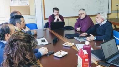 La reunión de trabajo permitió sentar las bases del futuro acuerdo de colaboración entre ambas entidades.