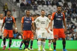 Con Pipa Benedetto como titular, el Olympique de Marsella igualó 1-1 ante el Montpellier (atajó Rulli).