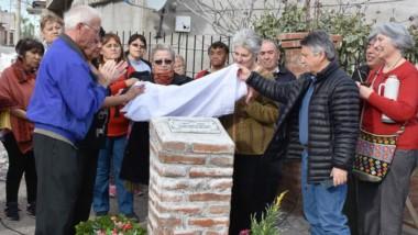 La comunidad de Trelew homenajeó al padre Lucio Sabatti a 10 años de su muerte. Hoy habrá más actividades.