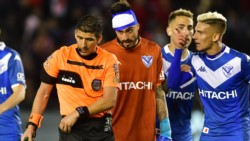 Luego del polémico arbitraje en River-Vélez, Merlos no será incluido en el sorteo de la próxima fecha