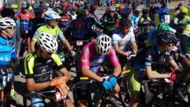 """La """"Rural Bike"""" de Mountain Bike tuvo una nueva edición el domingo pasado con más de ochenta participantes."""