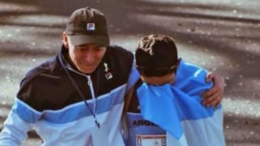 Joaquín Arbe todavía no lo puede creer. El chubutense representará al país en los Juegos Olímpicos de Tokio.