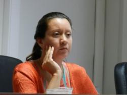 Jueza Marcela Pérez Bogado