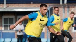 A la espera de Andrada y Soldano, Boca se entrenó con Wanchope. El Xeneize prepara el partido ante Newell's.