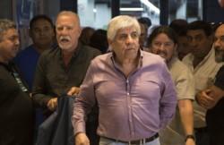 Hugo Moyano mantuvo una reunión con la mesa chica de la CGT  para empezar a delinear el pacto social que busca el Frente de Todos.