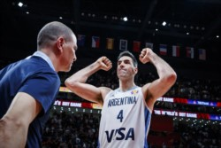 Scola fue uno de los mejores jugadores del reciente Mundial de básquet a pesar de sus 39 años.