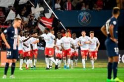 Con goles de Kamara y Dia, el Reims le ganó por 2-0 al equipo parisino en la fecha 7 de la Ligue 1.