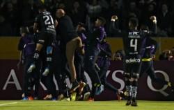 El conjunto ecuatoriano eliminó a Corinthians y se metió en la segunda final internacional de su historia (Libertadores 2016).