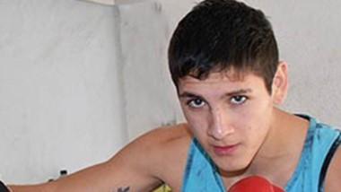 Matías Montesino enfrentará al rionegrino Walter Ariel Cerdá.