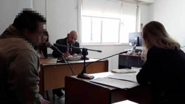 El imputado compareció ante la jueza en lo penal, Daniela Arcuri.