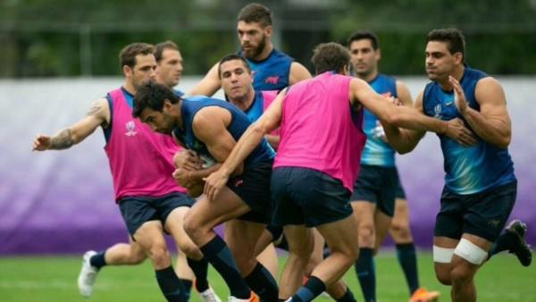 Urdapilleta, Carreras, Montoya y Lezana serán titulares en Los Pumas en el partido del sábado ante Tonga.