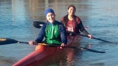 Candela Velázquez y Florencia Singler serán dupla en el K2.