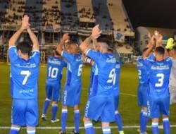 Doblete de Ijiel Protti para el 2-0 de Atlético de Rafaela ante Gimnasia de Jujuy.