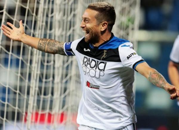 El Papu Gómez registra 41 goles y 52 asistencias en 169 partidos de Serie A con Atalanta.