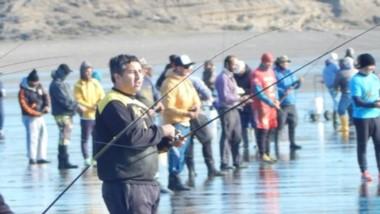 Se realizó la 5ta fecha del ranking interno del club de pesca de Rawson.