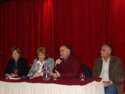 FIRA y la UNC presentaron la propuesta de cuasi-moneda (foto el cordillerano)
