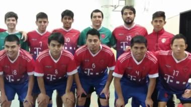 """Balkan Teodoroff, de Trelew, será uno de los equipos que defenderá el futsal local en esta """"Copa de Oro""""."""