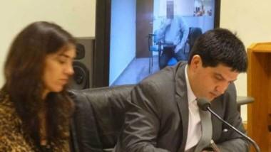 El fiscal  Martín Cárcamo conduce la investigación contra A.F.O.
