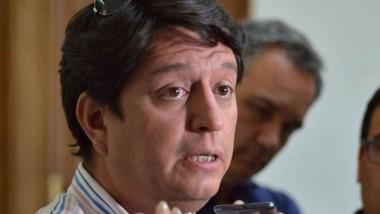 Gustavo Pinchulef, subsecretario de Autotransporte Terrestre.