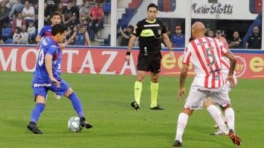 Por el gol de Nicolás Castro, San Martín de Tucumán derrotó 1-0 a Tigre en Victoria por la fecha 7.