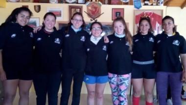 Ellas son las seis convocadas en Mayores de La Española RC junto a Ailen Sevega, de la categorías juveniles.