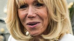 Brigitte Macron, en el centro de una poco feliz comparación.