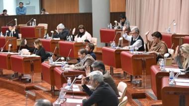 Los diputados hicieron un pronunciamiento repudiando los incidentes sobre la ruta de Comodoro.