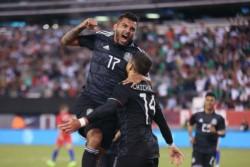En Nueva Jersey, México venció a Estados Unidos en un duelo amistoso: Chicharito Hernández, Antuna y Erick Gutiérrez los goleadores.