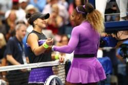 Andreescu derrota a Serena y conquista su primer US Open en su cuarto torneo de Grand Slam.