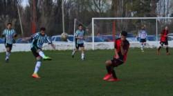Luego de las goleadas sufridas en la final pasada, Gaiman le sacó un empate a Germinal como local.