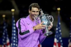 Con 33 años, completó 2019 con dos títulos de Grand Slam, una final y una semifinal.