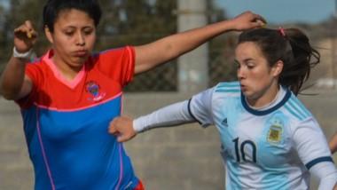 El combinado nacional ganó 2-0 el segundo amistoso jugado ayer.