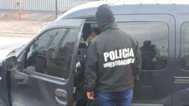 Cuatro fueron los registros domiciliarios efectuados por la Policía.