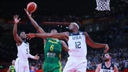 Estados Unidos certificó su paso a cuartos de final y dejó fuera a Brasil en el Mundial de China.