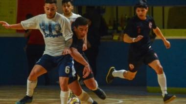 La Cigarra de Comodoro Rivadavia derrotó a Deportivo Mula por 6 a 5 en el Gimnasio Municipal nº 1.