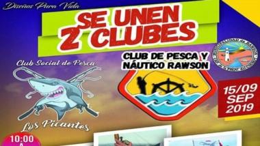 El Club de Pesca Náutico de Rawson y Los Picantes tienen fecha doble.