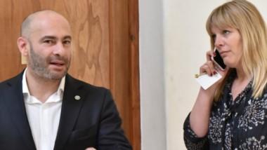 El ministro Massoni afirmó que se reunió con Bullrich y Garavano por la situación de los cortes de ruta.