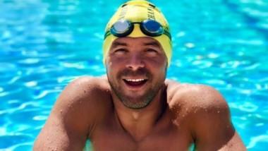"""Matias Olas: """"Me desoriente en el agua y choque mi cuerpo con el barco""""."""
