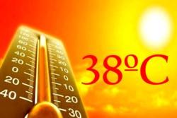 El termómetro promete para este jueves una máxima de 35ºC en Trelew pero con picos de 38ºC en algunas partes del Valle.