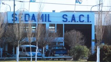 Sedamil una de las 6 fábricas siguen trabajando en el Parque.