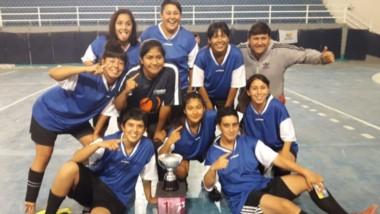 Del Valle, de la ciudad de Trelew, fue quien se quedó con el torneo que organiza Miguel Curinao, en el Gimnasio de Argentinos Del Sur.