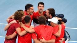 Novak fue la clave para la consecución de este título, venció en el segundo partido a Rafael Nadal y en dobles junto con a Troicki definió la serie.