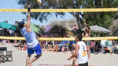 La actividad deportivo en cuestión  también tuvo lugar en las costas madrynenses el pasado fin de semana.